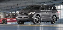 2018 Toyota Sequoia TRD Sport Review