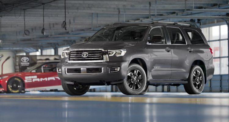 2018 toyota sequoia trd sport review 5 publicscrutiny Image collections
