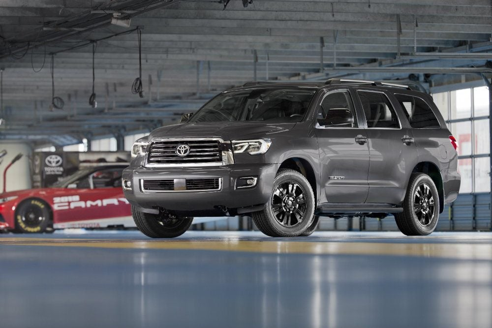 2018 Toyota Sequoia TRD Sport Review 15