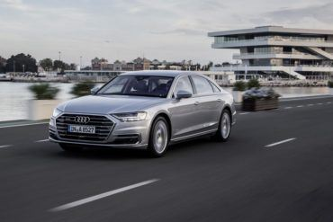 2019 Audi A8: A Bahn-Burner of The First Order 18