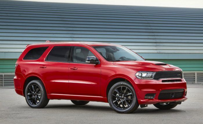 2019 Dodge Durango RT