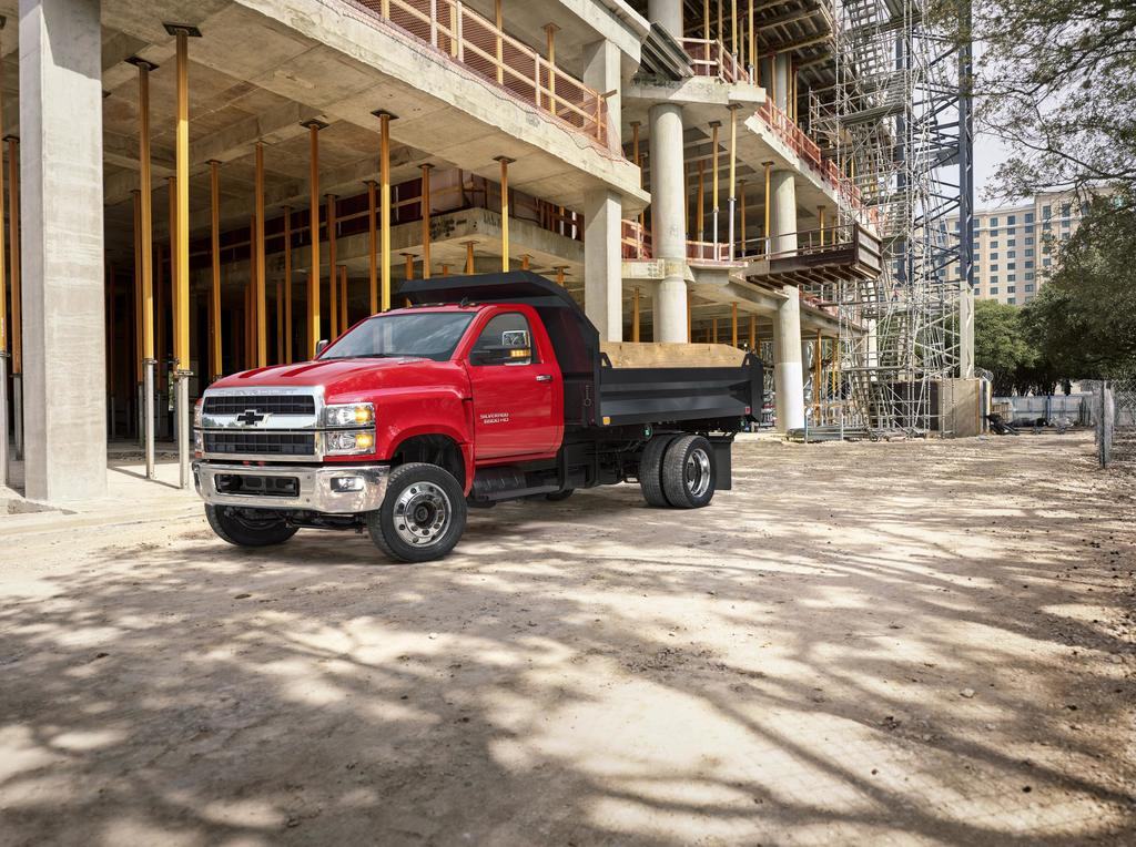 Starting MSRP Announced For 2019 Chevy Silverado Chassis Cab Trucks