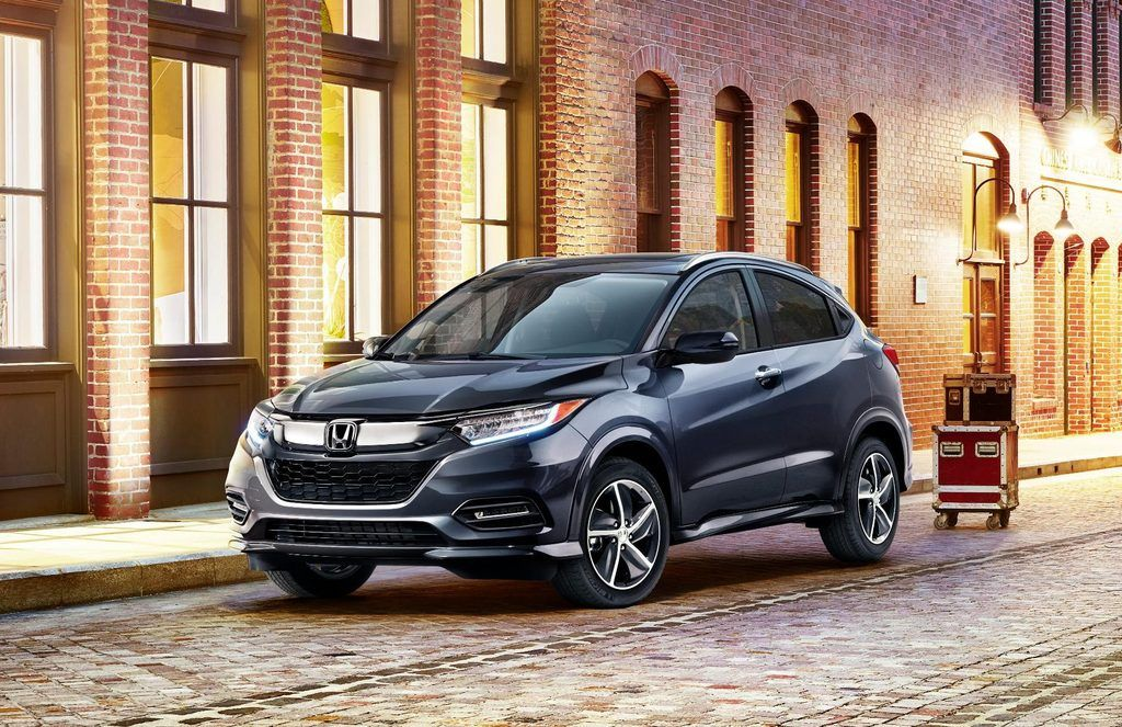 Honda Hits Doubleheader With 2019 Pilot, HR-V Updates