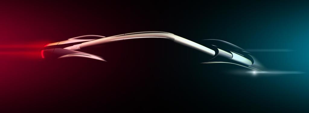 Automobili Pininfarina PF0 Design Intent Sketch 1