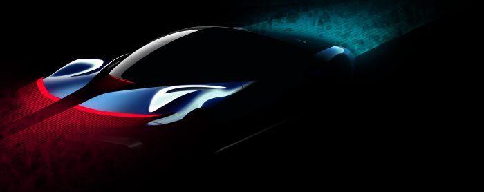 Automobili Pininfarina PF0 Design Intent Sketch 3