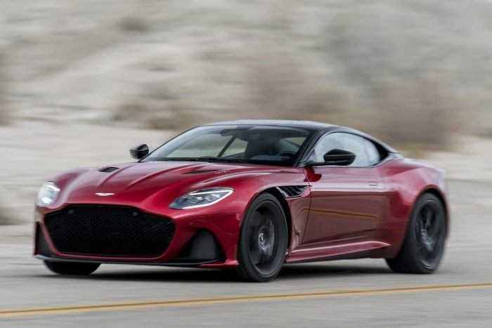 DBS Superleggera 10