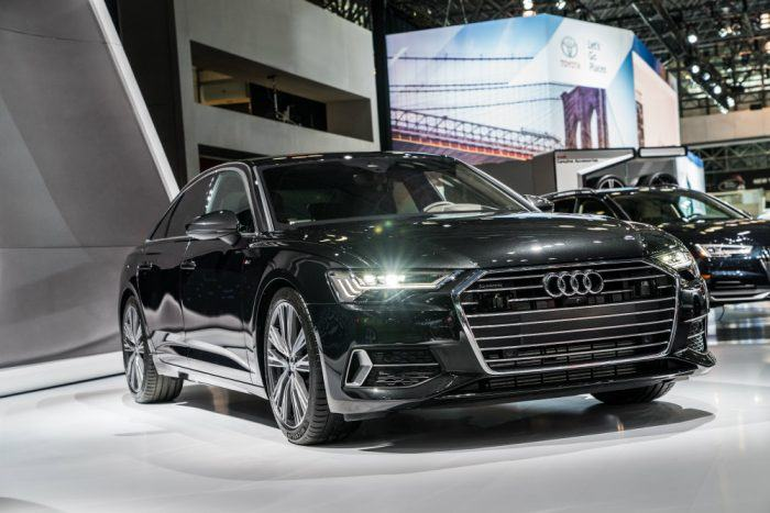 Large 2019 A8 2018 New York International Auto Show 4052