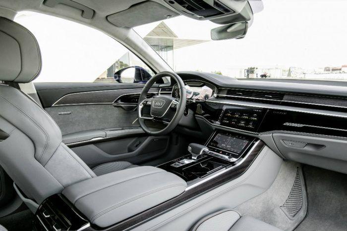 Large 2019 Audi A8 3425