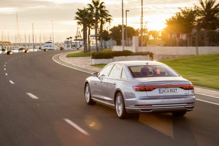 Large 2019 Audi A8 3431