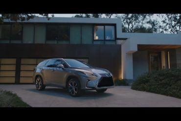 Lexus RX 350L TV Spot 1 AEEBF86F495180E0C6C225ED83D31F7B0D4AF1EE