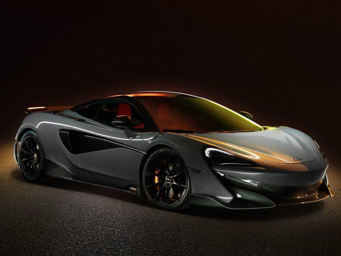 McLaren 600LT Chicane Grey image01