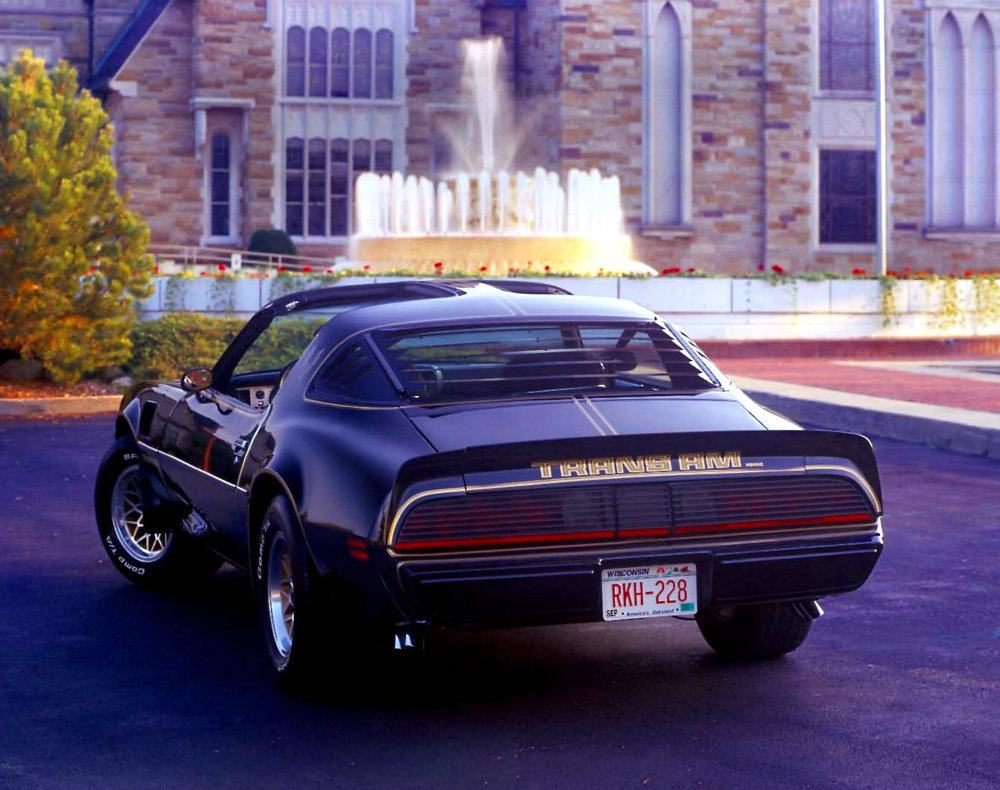5 Best Car Books For That Car Guy On Your Christmas List: Pontiac Trans Am: 50 Years.