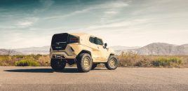 Rezvani TANK Military Edition: When World War Z Strikes, You'll Be Ready