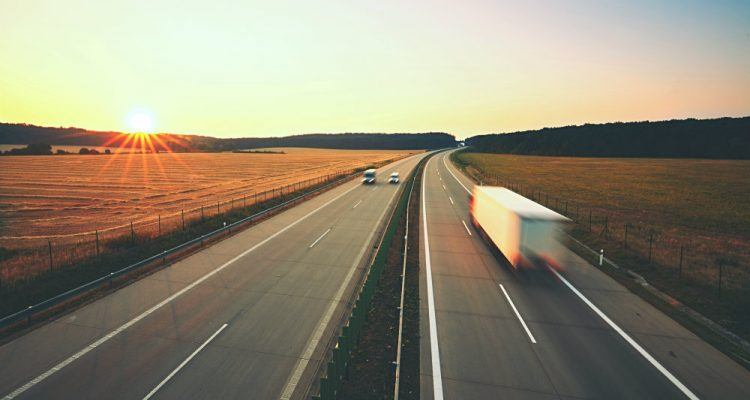 highway at the sunrise PHYU2FD 750x400 - Shipping Your Car Across The Country? What You Need To Know To Save Money