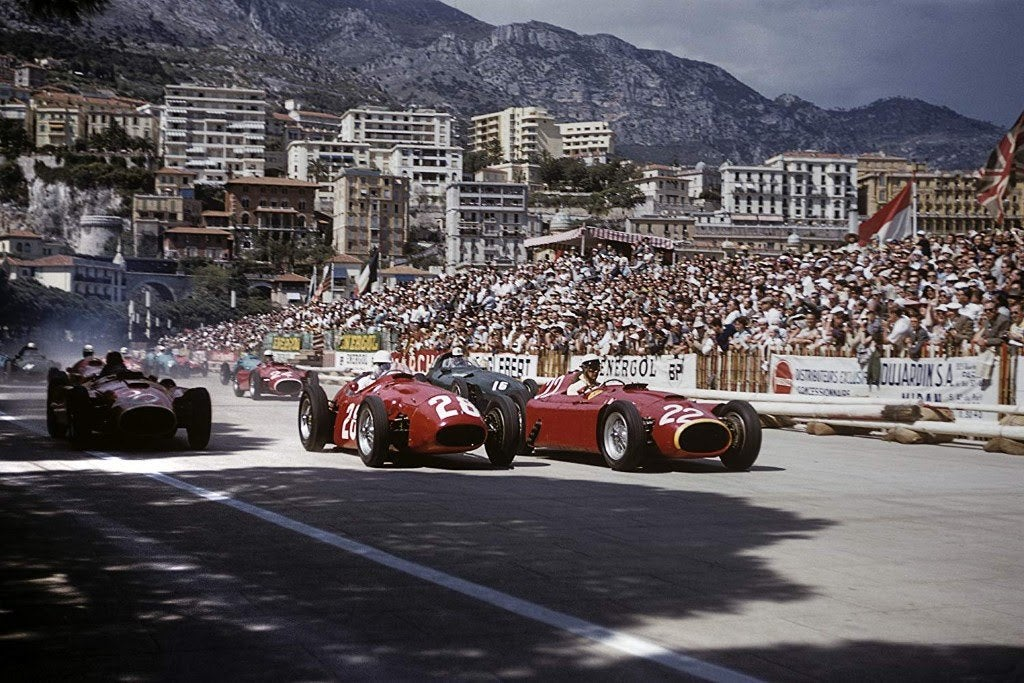 Ferrari: Race to Immortality Faces Danger & Tragedy With Style & Grace