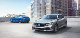2019 Honda Civic Gets New Nips & Tucks