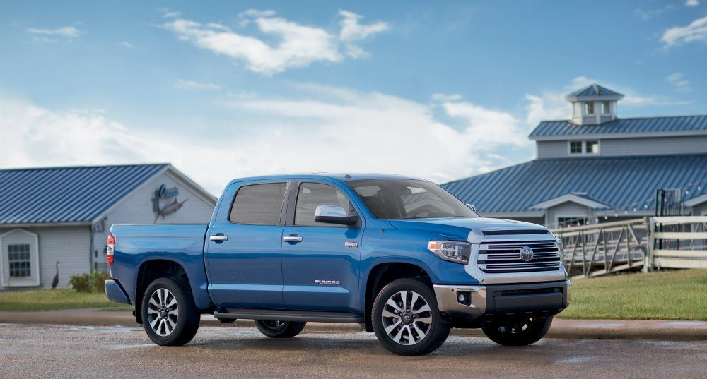 2018 Toyota Tundra Limited CrewMax Review