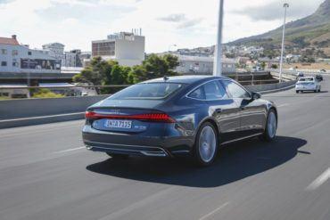 2019 Audi A7 Triton blue 3786