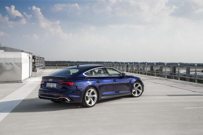 2019 Audi RS 5 Sportback 1