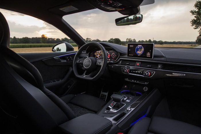 2019 Audi RS 5 Sportback Interior