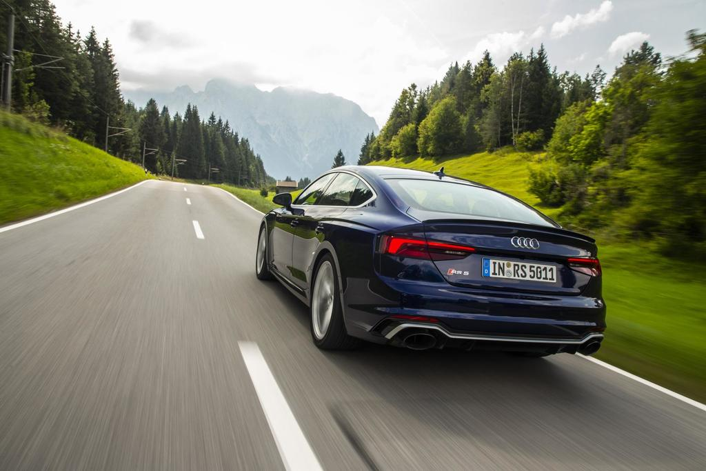 2019 Audi RS 5 Sportback: Tech, Safety & Lumpy Cams! But $75,000?