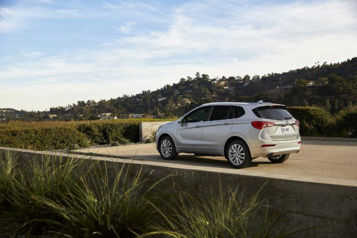 2019 Buick Envision 00001