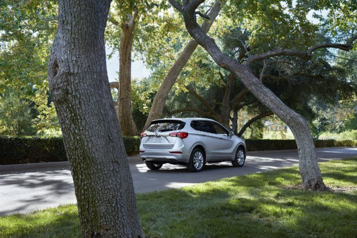 2019 Buick Envision 00033