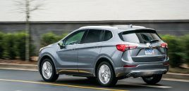 2019 Buick Envision Premium II AWD Review