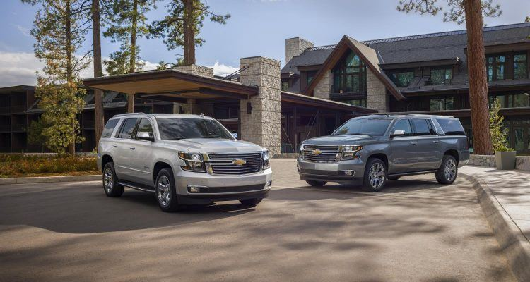 2019 Chevy Tahoe Amp Suburban Premier Plus Special Editions