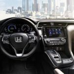 2019 Honda Insight Touring Review cabin