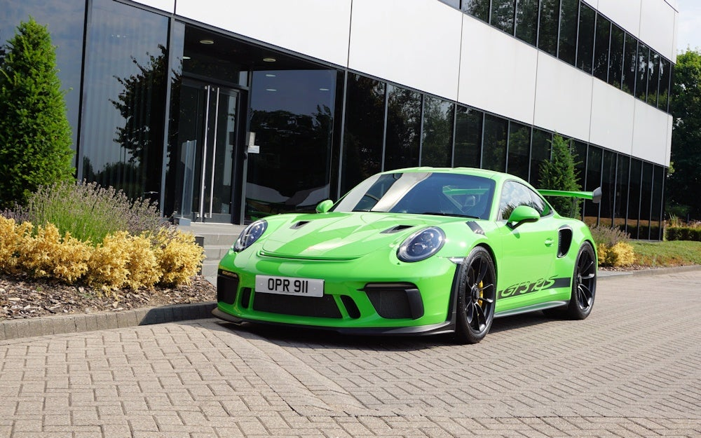 Letter From The UK: A Day With The Porsche GT3 RS