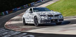 BMW 3 Series Gets Wrung Out At The 'Ring