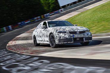 BMW 3 Series Predrive 11