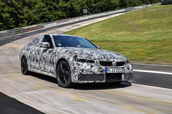 BMW 3 Series Predrive 13