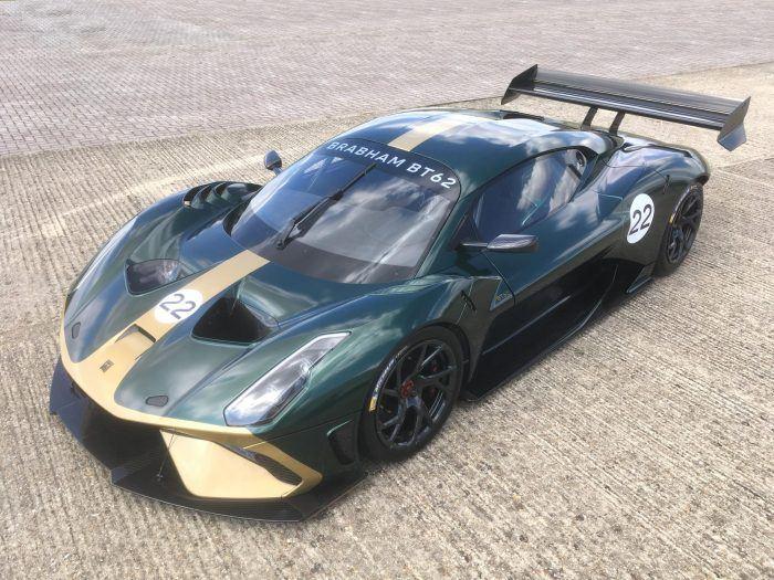 Brabham Monterey