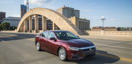 2019 Honda Insight Touring Review