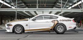 2018 Ford Mustang Cobra Jet: Win On Sunday, Sell On Monday!