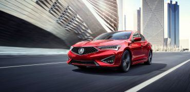 01 2019 Acura ILX A Spec 370x180 - 2019 Acura ILX: A Budget-Friendly & Sporty Luxury Sedan
