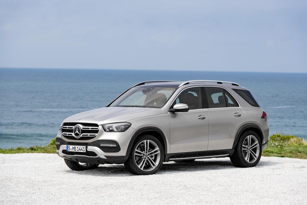 2019 Mercedes Benz Gle Innovative To The Core