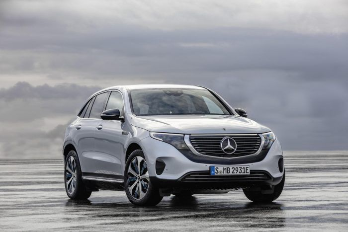 2020 Mercedes-Benz EQC: Hey Elon, Look What We Can Do