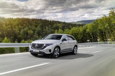 2020 Mercedes-Benz EQC: Hey Elon, Look What We Can Do 26