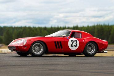 1962 Ferrari 250 GTO SI Coupe