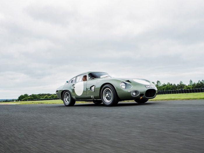 1963 Aston Martin DP215 Competition Prototype