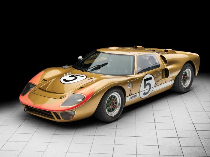 1966 Ford GT40 Mk II Coupe