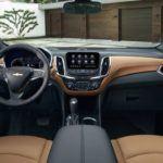 2018 Chevrolet Equinox FWD Premier 2.0T cabin