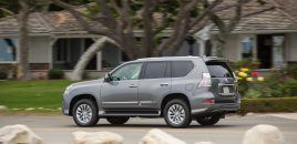2018 Lexus GX 460 Luxury Review: Lots of Space, Off-Road Capability