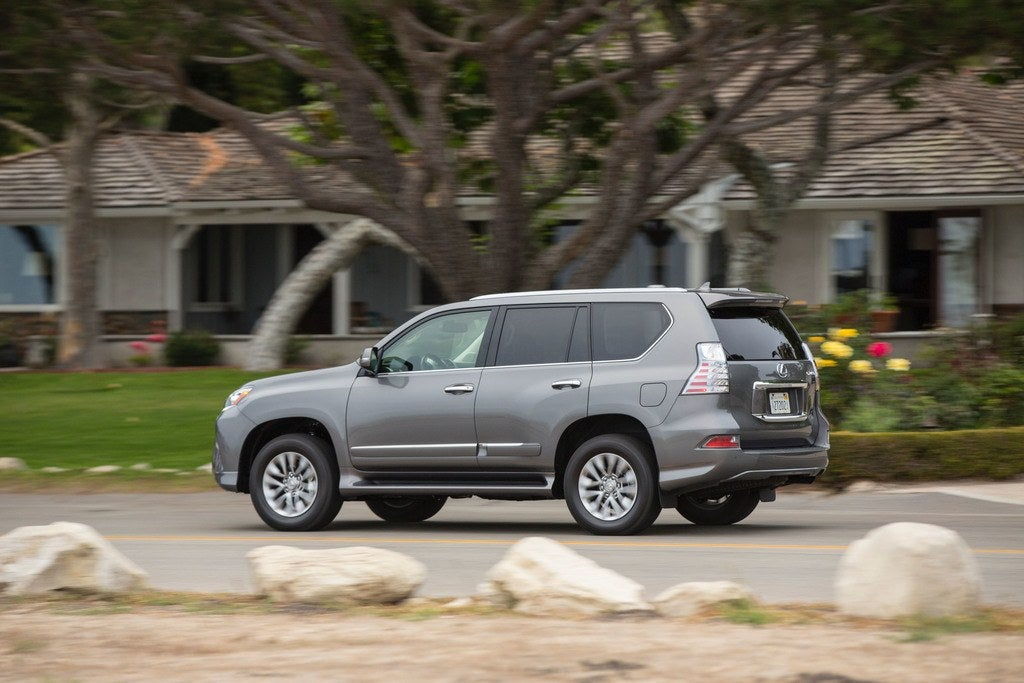 2018 Lexus GX 460 Luxury Review: Lots of Space, Off-Road
