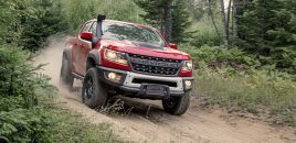 2019 Chevy Colorado ZR2 Bison Takes The Fight To Ford's Ranger Raptor