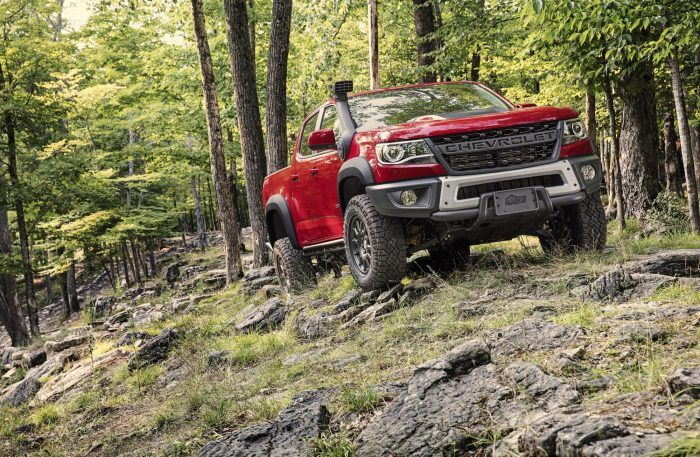 2019 Chevrolet Colorado ZR2 Bison 004