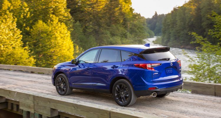 2019 Acura Rdx A Spec Review